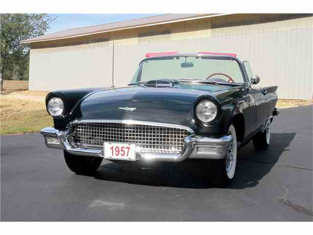 1957 Ford Thunderbird | 1049066