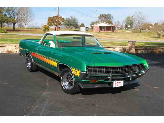 1971 Ford Ranchero | 1049070