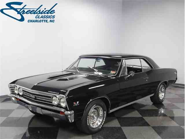 Picture of Classic 1967 Chevelle SS Offered by Streetside Classics - Charlotte - MHH1
