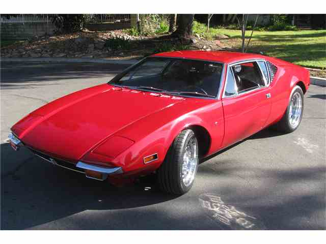 Picture of '71 Pantera - MHH3