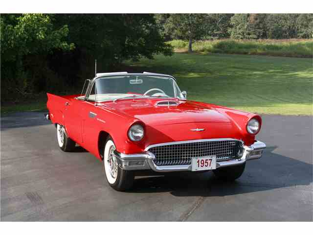 1957 Ford Thunderbird | 1049082