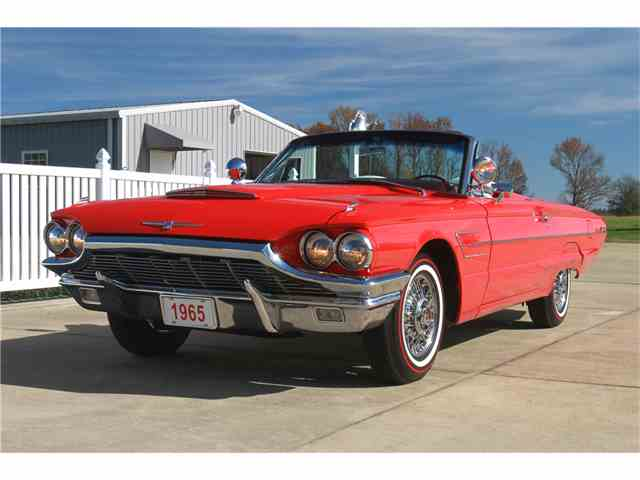 1965 Ford Thunderbird | 1049085