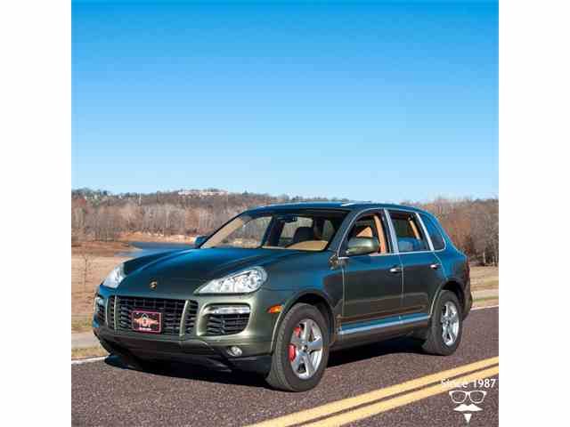 Picture of '08 Cayenne - MHHB
