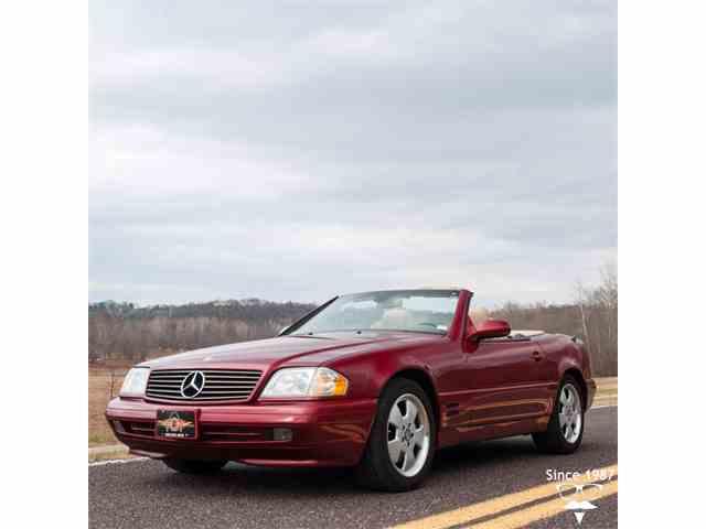 1999 Mercedes-Benz SL500 | 1049091