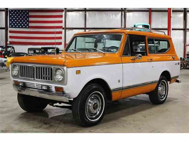 Picture of '73 Scout - MHHG