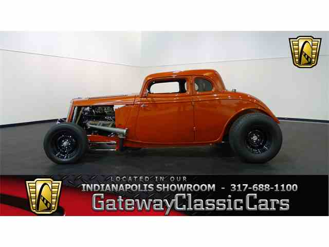 Picture of '34 5-Window Coupe - MHHT