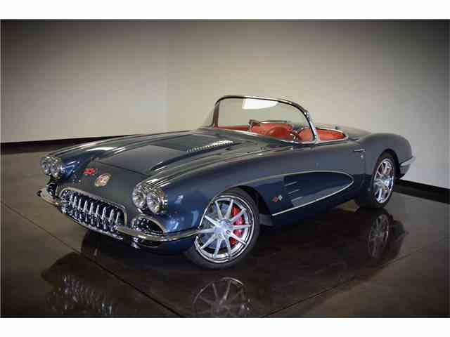 Picture of '58 Corvette - MHHX