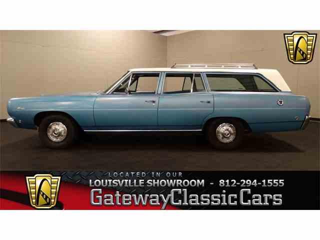 1968 Plymouth Satellite | 1049114
