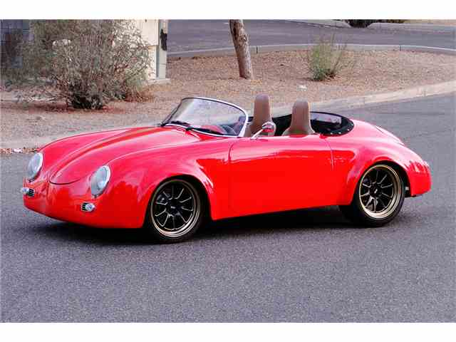 Classic Porsche Speedster For Sale On