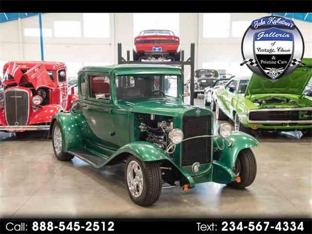 1931 Chevrolet Sedan | 1049134
