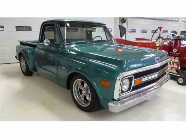 Picture of '70 Chevrolet C/K 10 Offered by Cruisin Classics - MHIO