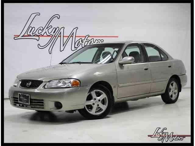 2003 Nissan Sentra | 1049143