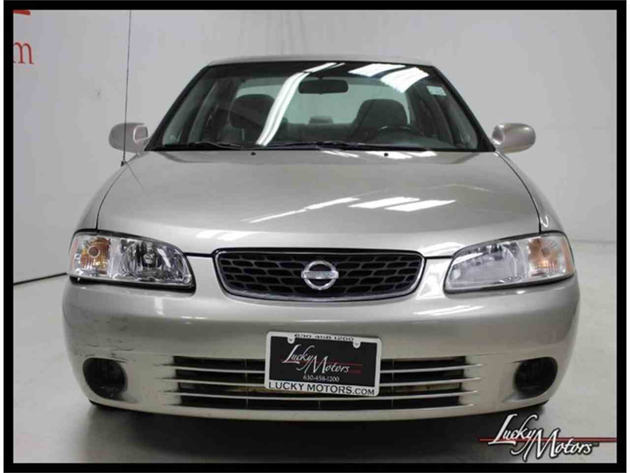 2003 nissan sentra for  | classiccars | cc-1049143