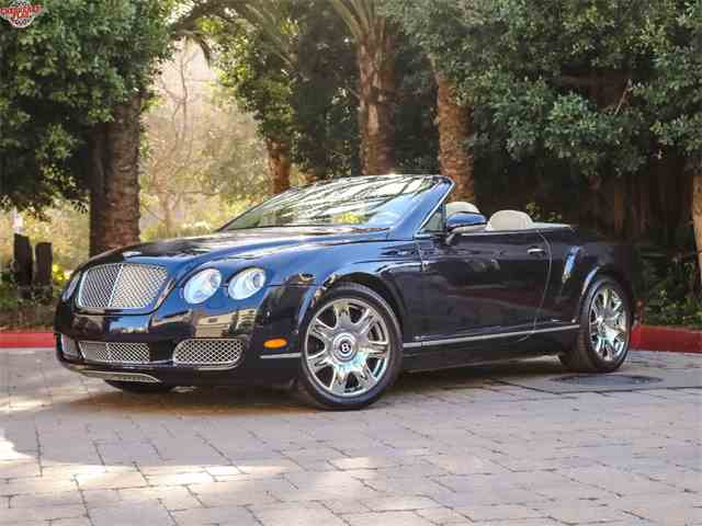 2007 Bentley Continental GTC | 1049145