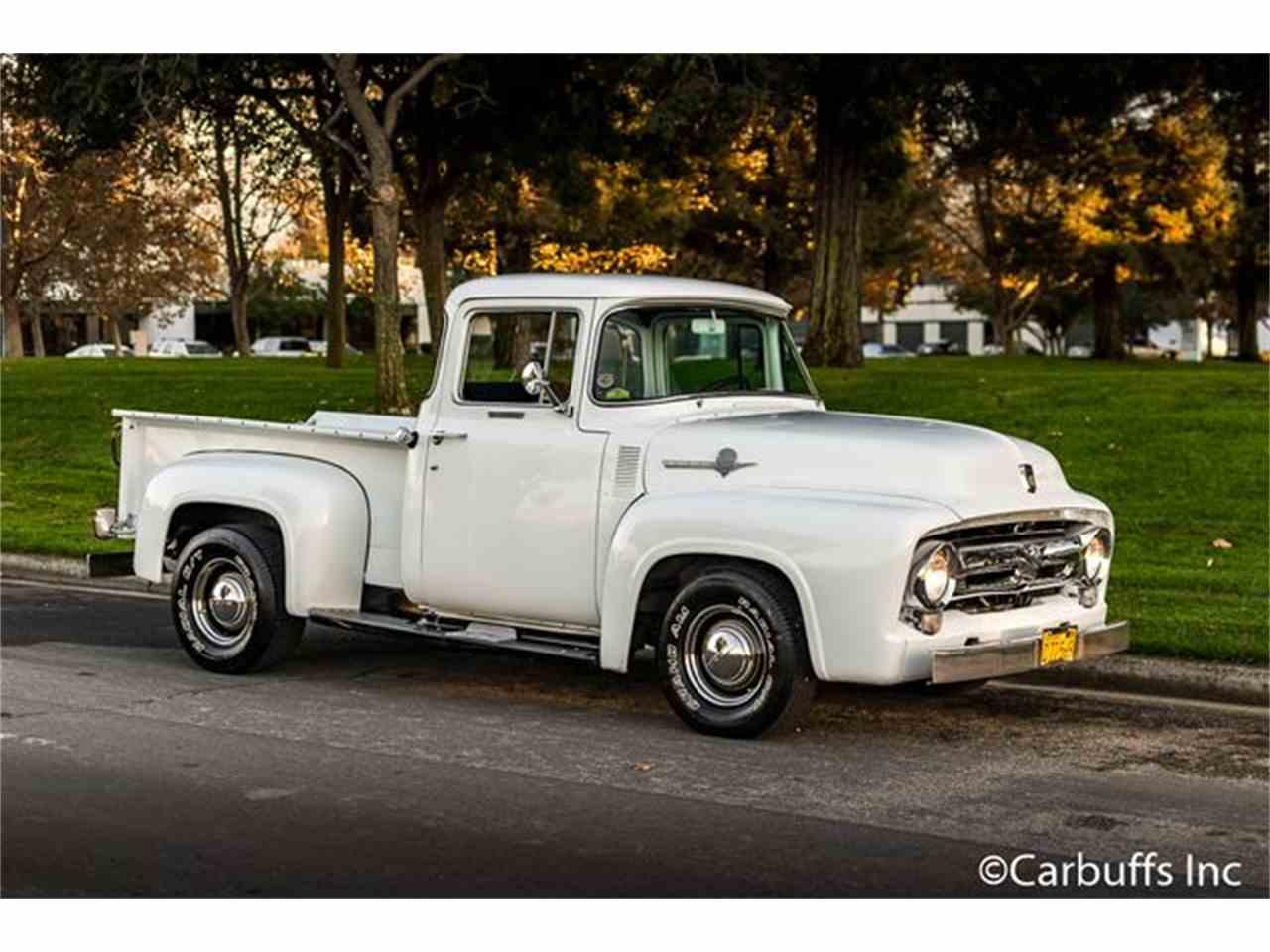 1956 ford f100 for sale cc 1040917. Black Bedroom Furniture Sets. Home Design Ideas