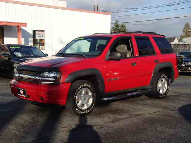 2002 Chevrolet Trailblazer | 1040919