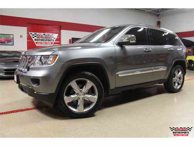 Picture of '11 Grand Cherokee - MHKZ