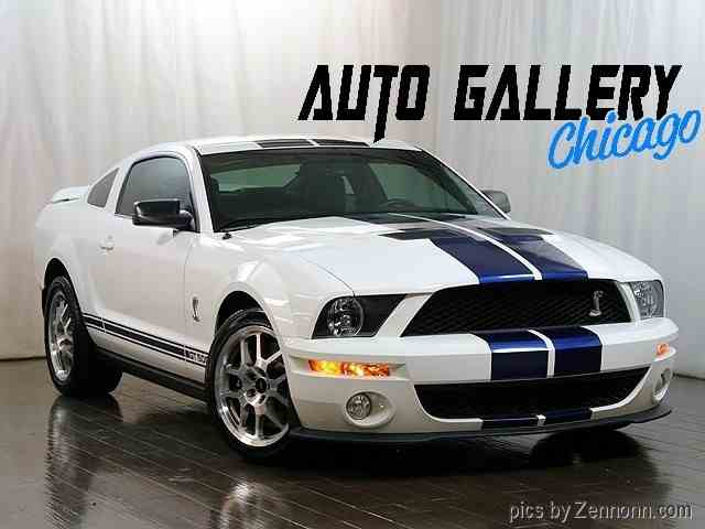 2008 Ford Mustang | 1049235