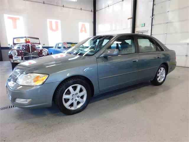 2002 Toyota Avalon | 1049251