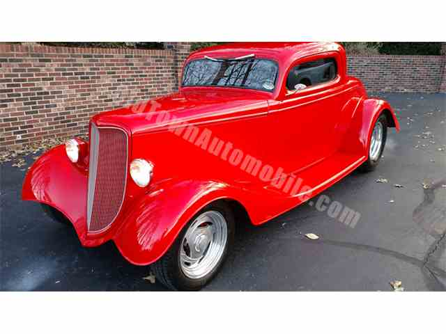 Picture of '33 3-Window Coupe - MHLX