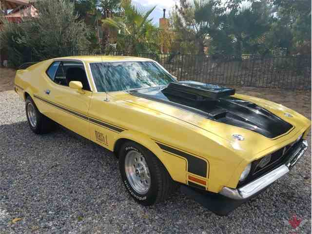 Picture of '73 Mustang - MB6M