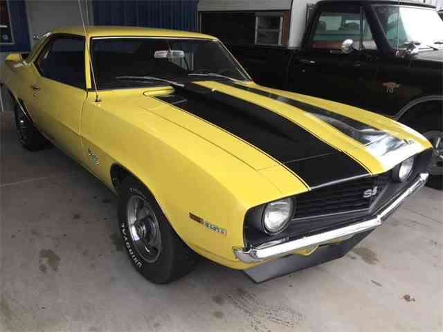 1969 Chevrolet Camaro | 1049262