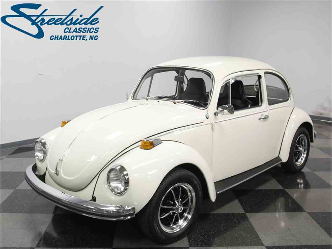 1972 volkswagen super beetle for sale cc 1049268. Black Bedroom Furniture Sets. Home Design Ideas