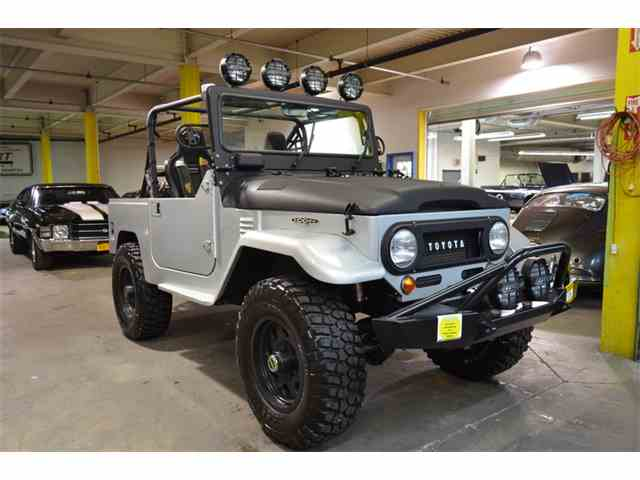Picture of '71 Land Cruiser FJ40 - MHMS