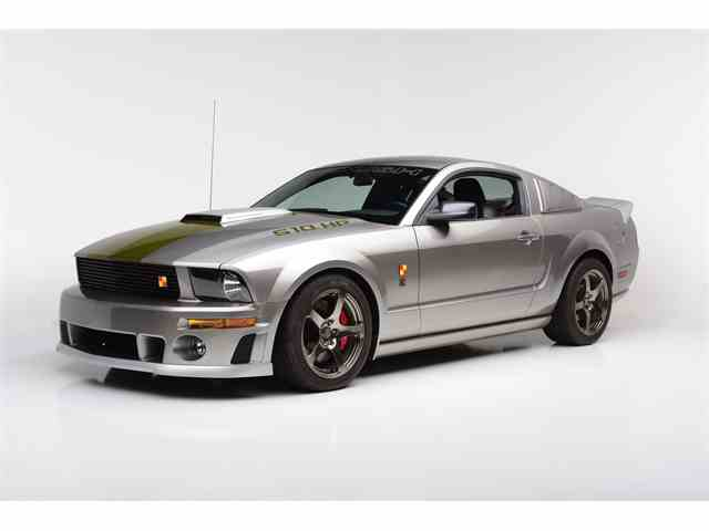 2009 Ford Mustang (Roush) | 1049294