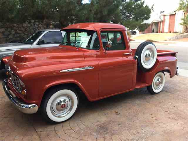 Picture of Classic 1956 Chevrolet Pickup Offered by a Private Seller - MHNA