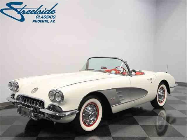 Picture of Classic '59 Corvette located in Arizona - MHNF