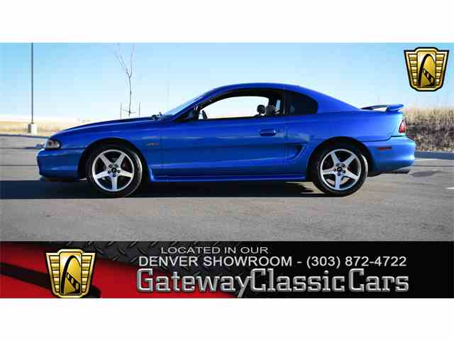 1998 Ford Mustang | 1049309