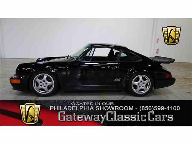 1993 Porsche 911 | 1049320
