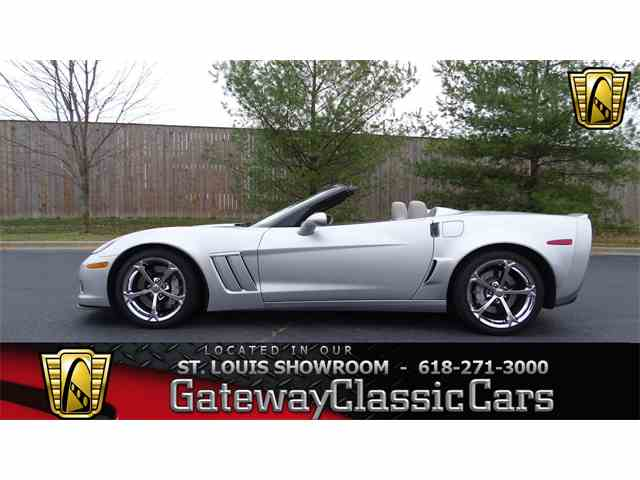Picture of '13 Corvette Offered by Gateway Classic Cars - St. Louis - MHNU