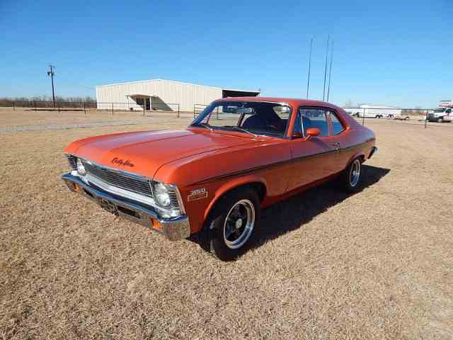 Picture of Classic 1972 Chevrolet Nova located in Wichita Falls Texas Offered by Lone Star Muscle Cars - MHNX