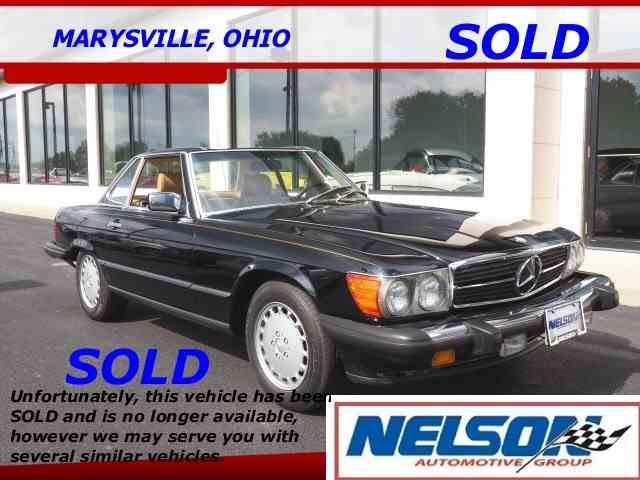 1989 Mercedes-Benz 560   1049357