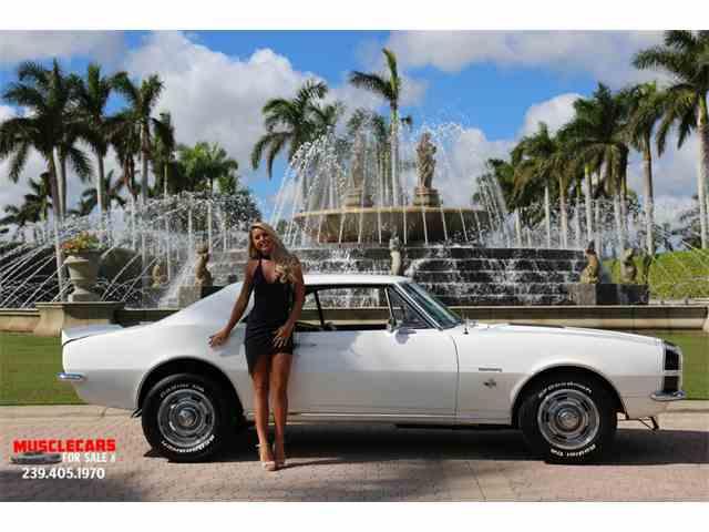 1967 Chevrolet Camaro | 1040936