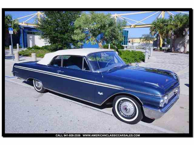 Picture of 1962 Ford Sunliner located in Florida - MHP6