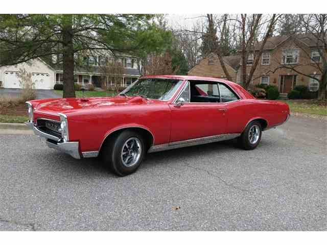 Picture of '67 GTO Offered by Eric's Muscle Cars - MHP7