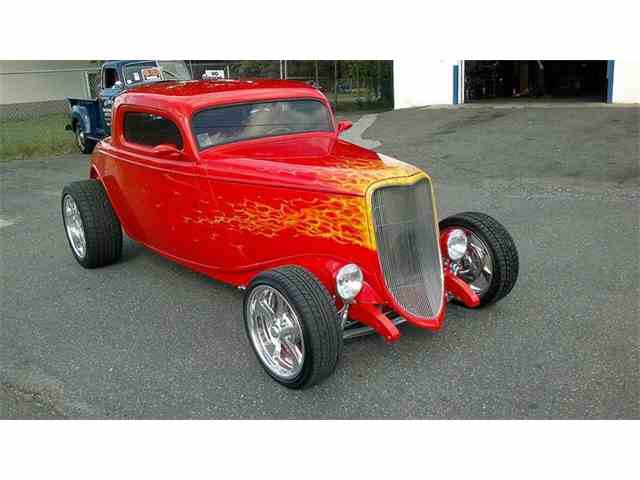 Picture of Classic '34 Ford Street Rod Offered by Eric's Muscle Cars - MHPB