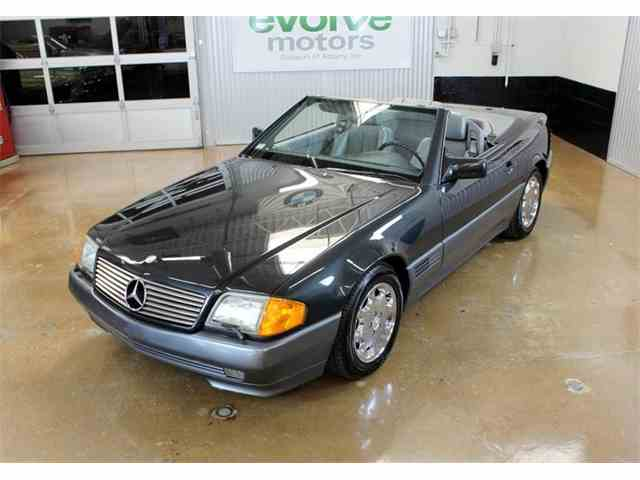 1992 Mercedes-Benz 500   1049376