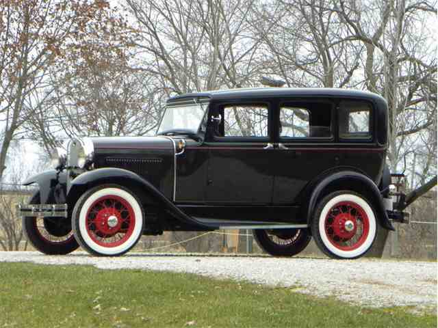 Picture of '31 Model A Murray Body Town Sedan - MHPH