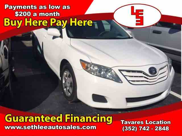 Picture of '11 Camry - MHPO