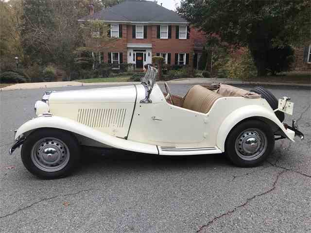 1952 MG TD | 1040939