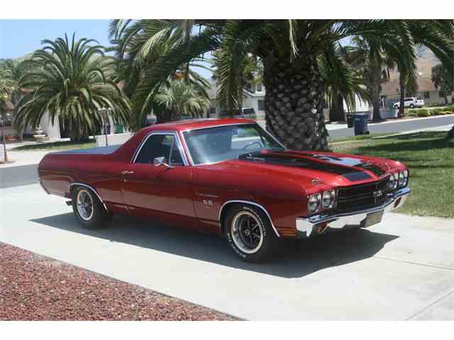 1970 Chevrolet El Camino SS | 1049408