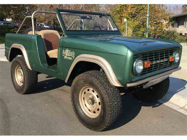 Picture of 1976 Ford Bronco Offered by Classic Cars West - MHQB