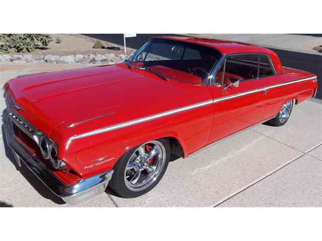 Picture of '62 Impala SS - MHQF