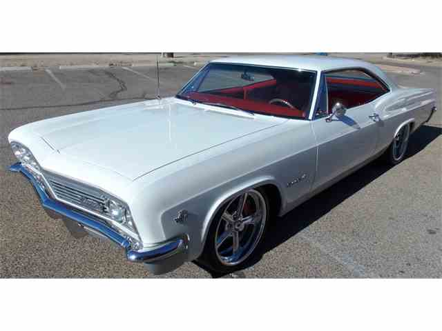 Picture of '66 Chevrolet Impala SS - $45,900.00 - MHQN