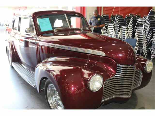 Picture of '40 Chevrolet Special Deluxe - $32,900.00 Offered by Monaco Luxury - MHR0