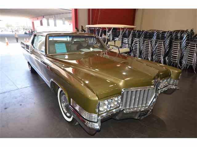 1970 Cadillac Coupe DeVille | 1049438